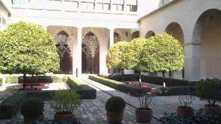 Palacio de la Aljafería. Febrero de 2013. CEIP Los Albares 4º de Primaria