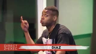 Diaz Performs at Direct 2 Exec Atlanta 5/27/18 - Atlantic Records