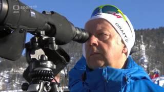 Biatlon MS 2017  Rakousko  Sprint žen na 7,5 km