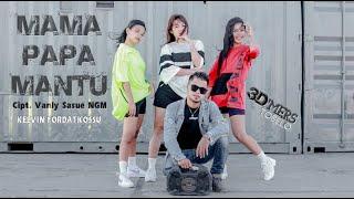 MAMA PAPA MANTU - KELVIN FORDATKOSSU & 3D'MERS TOBELO ( Official Music Video)