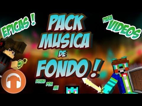 Pack de Musica de Fondo Para Videos  (MEDIAFIRE)