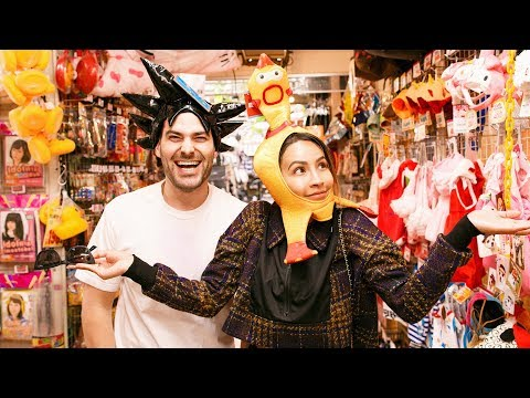 CHICKENS ON THE LOOSE IN TOKYO | THE PERKINS
