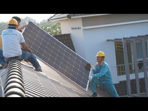 Viettel Lắp đặt điện Mặt Trời Cho Hộ Dân | Tây Ninh | 0988.73.22.14