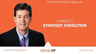 Strategy Execution Management with Monte Pedersen