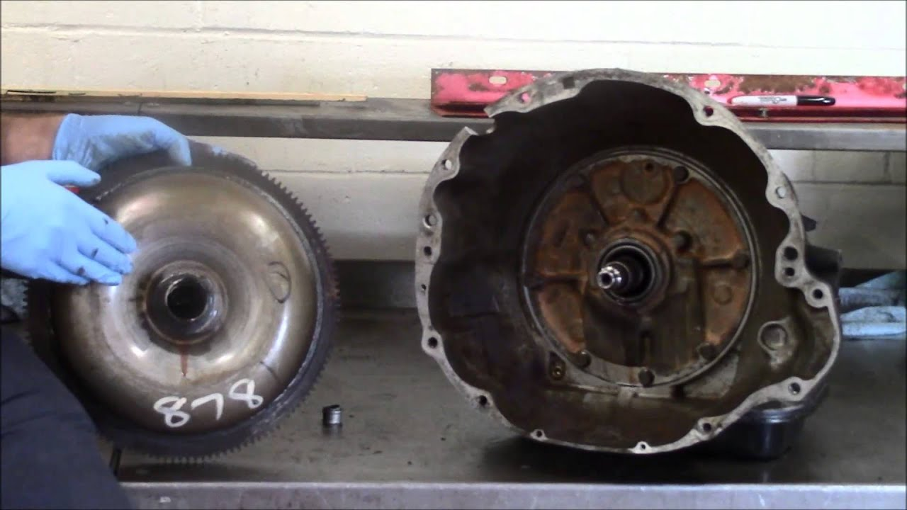 How To Install A Torque Converter Youtube 700r Wiring Diagram