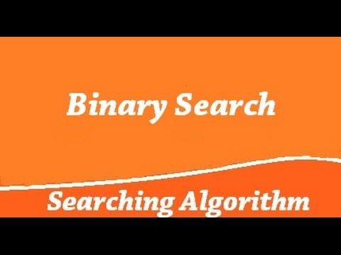 C programming tutorial - Binary search algorithm