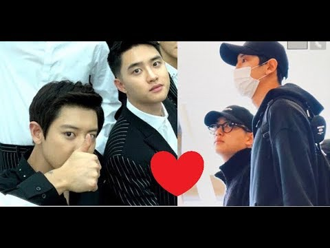 CHANSOO MOMENTS 2019 IS REAL...!!!!! [PURE LOVE]
