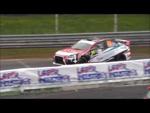 Rally Monza Show 2015 Sabato 28 Novembre