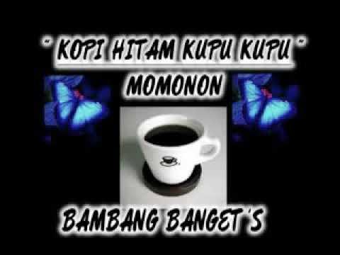 Lirik kopi hitam