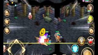 Wicked Drow Archer Figure Lv 97 - Bounty Guide - Inotia 4 - RPG App