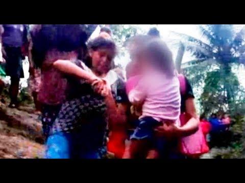 PNP rescató a madre e hija cautivas en comunidad nativa de Amazonas   90 Central