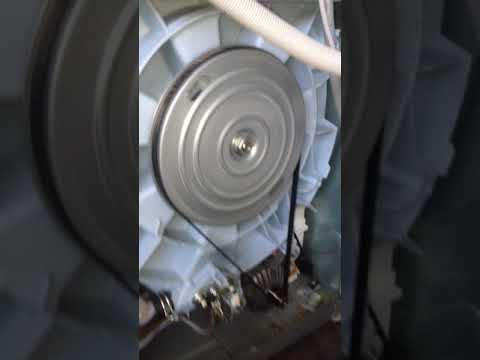 bosch washing machine logixx 8 motor problem