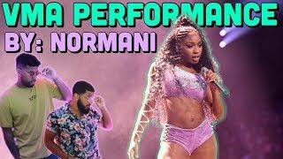 NORMANI - MOTIVATION (2019 MTV VMAs PERFORMANCE) REACTION