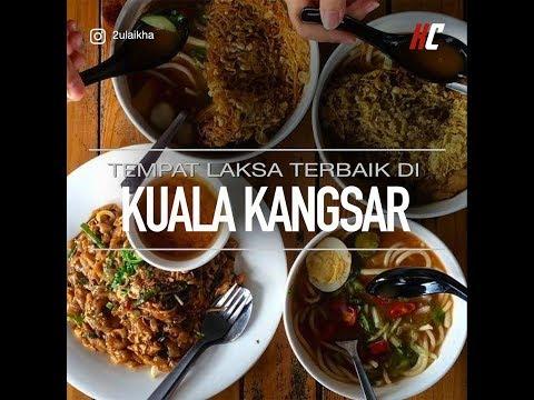 KCHUP : Tempat Laksa Terbaik di Kuala Kangsar