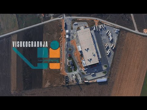 Visokogradnja inzenjering / Fischer Automotive System Jagodina - Cargo Center