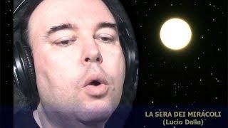 La sera dei miracoli   cover   Liveinstudio Pianoforte e voce