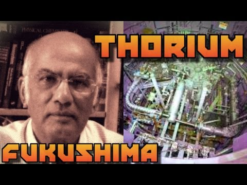 Plasma Physicist Dr. Makhijani Explains Thorium & Fukushima with Helen Caldicott