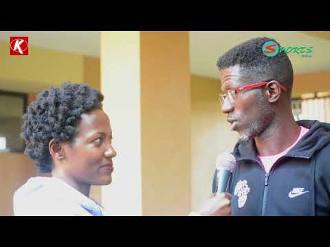 Giants of Africa cordinator and Toronto Raptors scout Masai Ujiri  interview