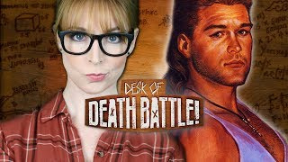 The GARBAGE Billy Ray Cyrus Comic | The Desk of DEATH BATTLE