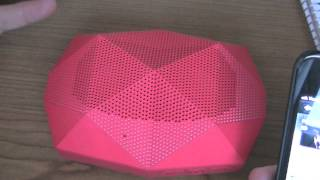 Outdoor Technology Turtle Shell Bluetooth Boombox Unboxing Review