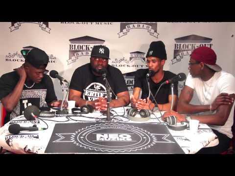 Block Out Radio: Emission Neo Muziks avec Piersy Money, Ma YNT et The Poizon