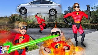 The INCREDIBLES 2 Family In Real Life!💥 (AMAZING!!)