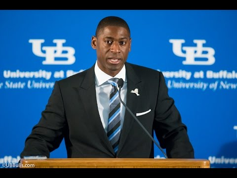 UB Athletics: Athletic Director Allen Greene