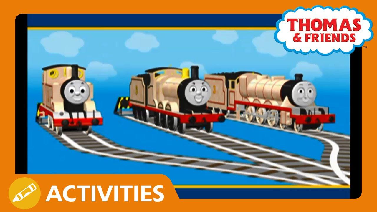 thomas friends uk being repainted youtube