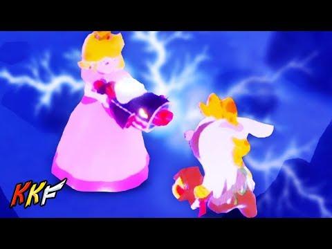 Lava Pit-Challenge 6: Might And Main - Mario + Rabbids Kingdom Battle