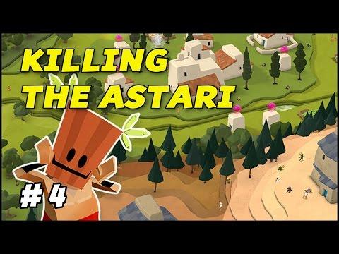 KILLING THE ASTARI - Godus - Episode 4