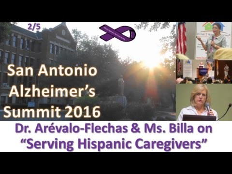 SAT Alzheimer's Summit   Serving Hispanic Caregivers {2016}