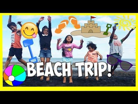 BEACH DAY!! CORNWALLIS BEACH! AKL NZ 2017 [Toys, Family Fun & Games by 7]