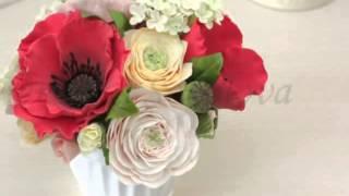 видео Какие цветы на День рождения лучше подарить