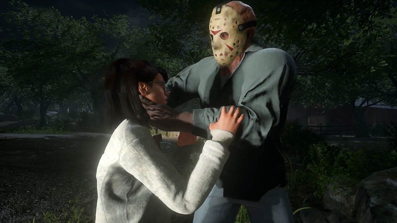 Friday The 13th The Game Gameplay Demo E3 2016 1080p