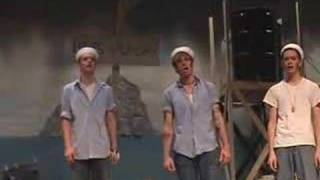 South Pacific guys