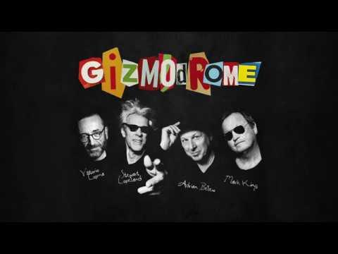 Gizmodrome  - Stewart Copeland, Adrian Belew, Mark King & Vittorio Cosma