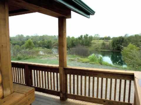 Kansas Cabin Stay At Mined Land WA