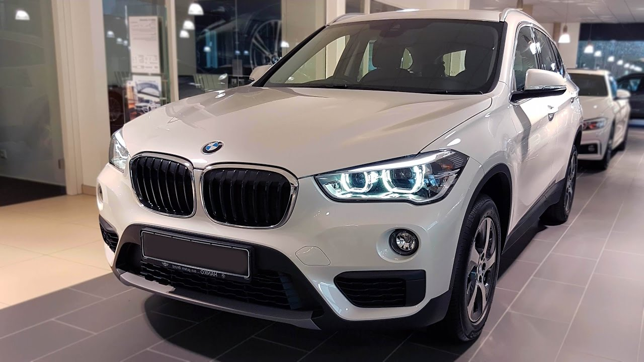 2017 BMW X1 sDrive 18i Modell Advantage | -[BMW.view ...