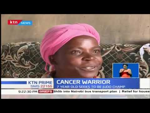W.H.O cancer report indicates that survival rate for cancer patients in Kenya is at an alarming rate