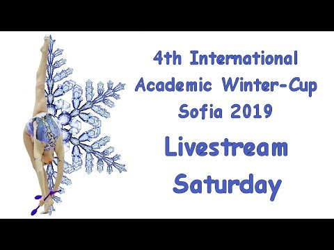 Academic Winter-Cup Sofia 2019 🔴  Livestream Saturday