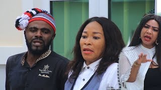 Lazy Chief Imo & Maggi Quits Their Job ||  2019 nollywood movies || Chief Imo Comedy