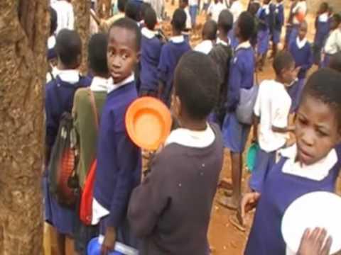 The Livingstone Tanzania Trust Feeding Programme