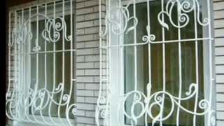 Window grill designs collection(part-2)
