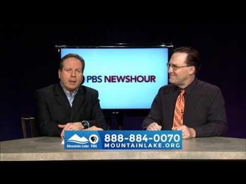 Support the PBS NewsHour on Mountain Lake PBS. Thank you!