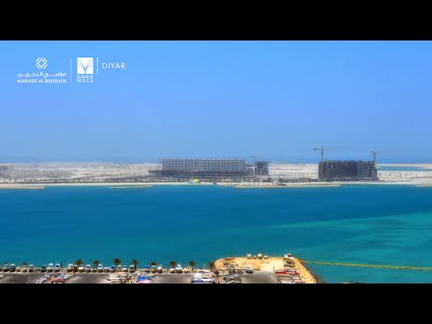 Marassi Al Bahrain Time-lapse April 2021