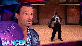 Esta bailaora demuestra su ARTE FLAMENCO en esta coreografía | Audiciones 06 | The Dancer