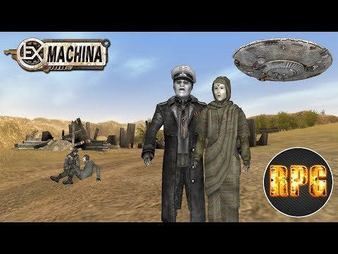 Ex Machina Improved Storyline - 1 стрим