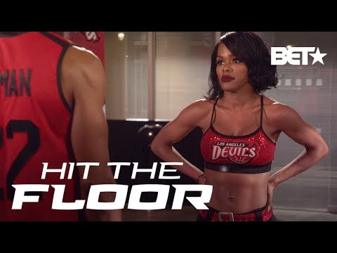 Derek Starts Ultimate KNOCK DOWN, DRAG OUT | Hit The Floor