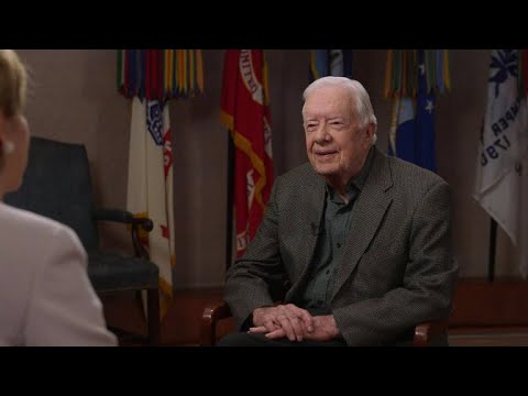 Jimmy Carter's journey of faith