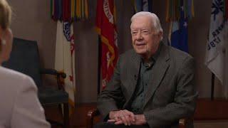 Jimmy Carter's journey of faith